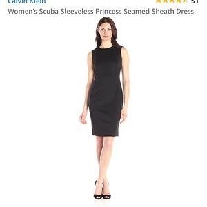 Calvin Klein dress - NEW !